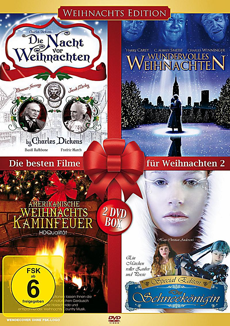 die besten filme f r weihnachten vol 2 dvd. Black Bedroom Furniture Sets. Home Design Ideas