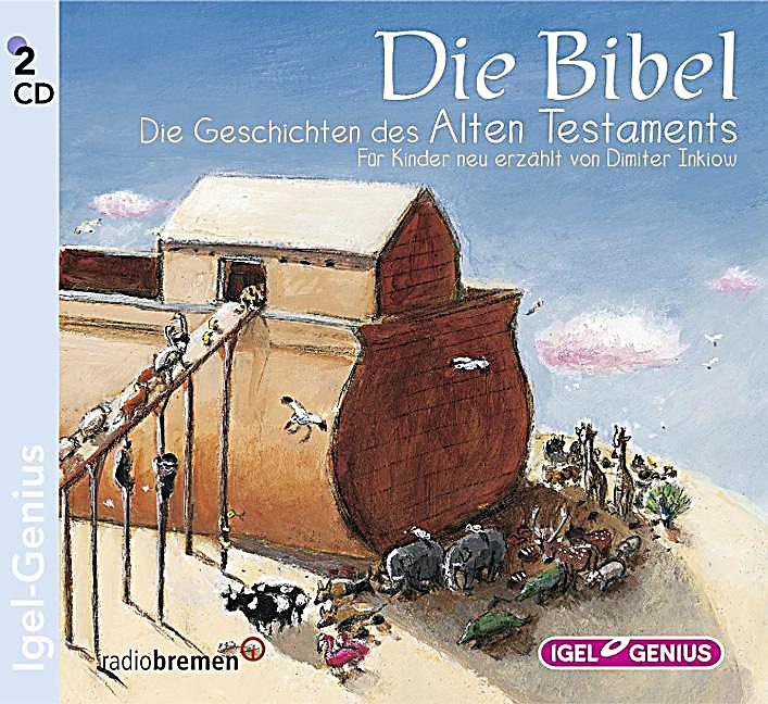 die bibel die geschichten des altes testaments 2 audio cds h rbuch. Black Bedroom Furniture Sets. Home Design Ideas