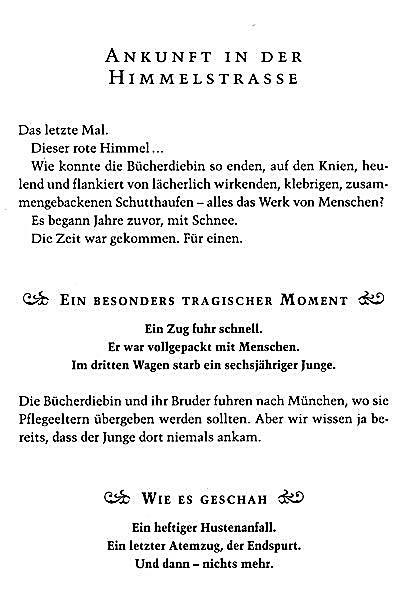 Die Bücherdiebin Buch von Markus Zusak portofrei bei Weltbild.de