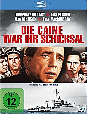Humphrey Bogart begeistert in diesem spannungsgeladenen Drama nach dem Pulitzer-Preis gekrönten Roman von Herman Wouk. Kapitän Queeg (Humphrey Bogart) ... - die-caine-war-ihr-schicksal-072076394