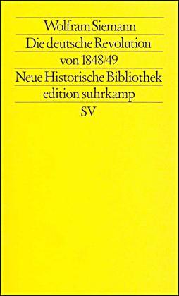 Die Deutsche Revolution Von 1848/49 ALS Kommunikationsrevolution by David Otten