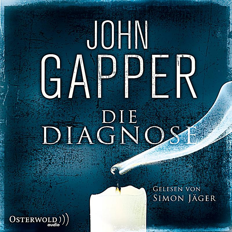 die diagnose 6 audio cds h rbuch von john gapper. Black Bedroom Furniture Sets. Home Design Ideas