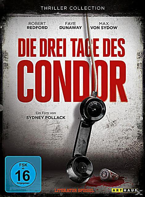 DIE DREI TAGE DES CONDOR GANZER FILM