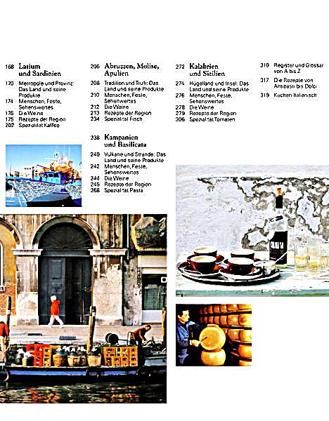 Die Echte Italienische Küche Buch Bei Weltbild.Ch Bestellen