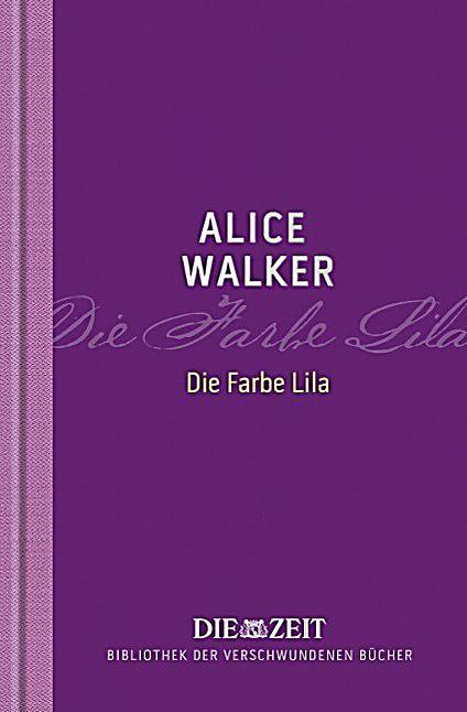 Die farbe lila buch von alice walker portofrei bei for Die farbe lila