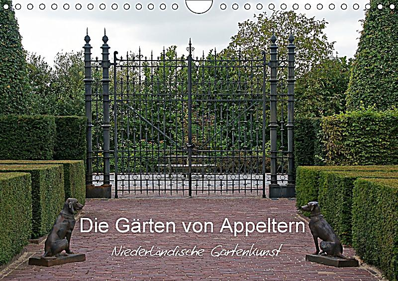 die g rten von appeltern wandkalender 2018 din a4 quer. Black Bedroom Furniture Sets. Home Design Ideas