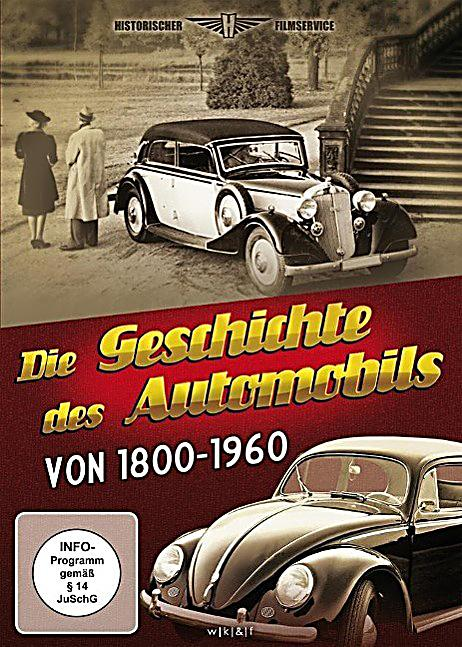 die geschichte des automobils von 1800 bis 1960 dvd film. Black Bedroom Furniture Sets. Home Design Ideas