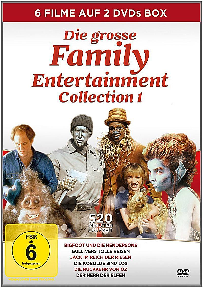 die grosse family entertainment collection 1 dvd. Black Bedroom Furniture Sets. Home Design Ideas