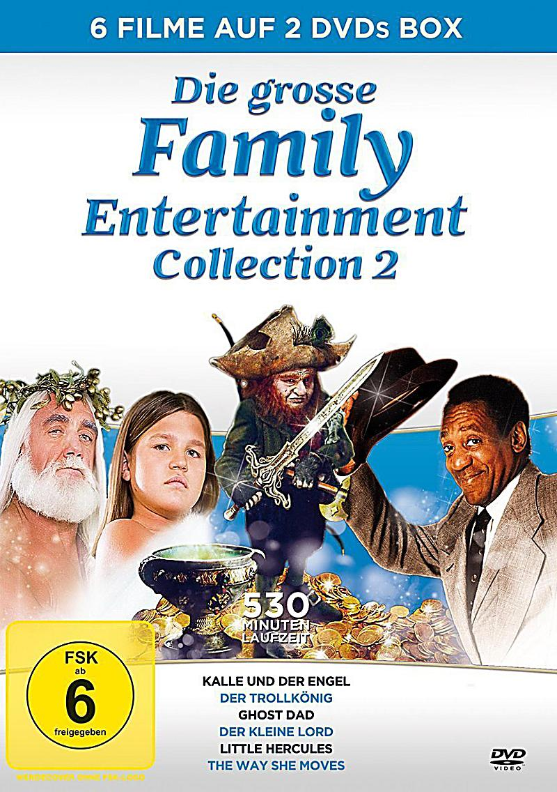 die grosse family entertainment collection 2 dvd. Black Bedroom Furniture Sets. Home Design Ideas