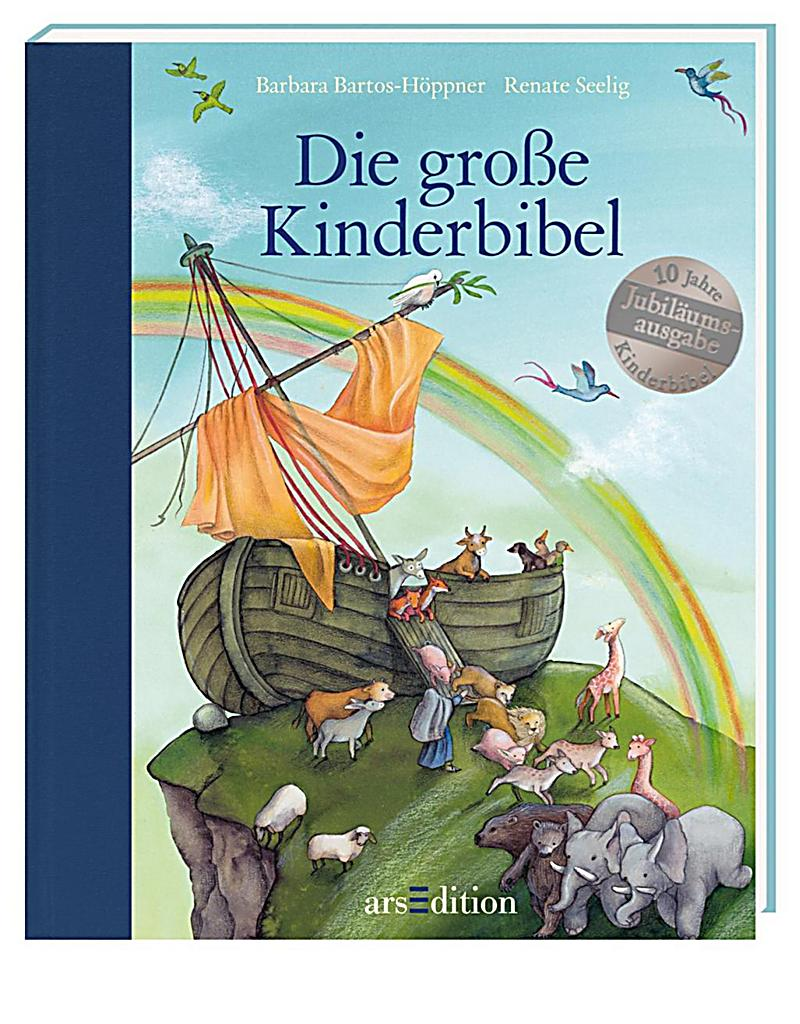 die grosse kinderbibel jubil umsausgabe buch portofrei. Black Bedroom Furniture Sets. Home Design Ideas
