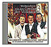 die gro en 3 der volksmusik weihnachten cd bei. Black Bedroom Furniture Sets. Home Design Ideas