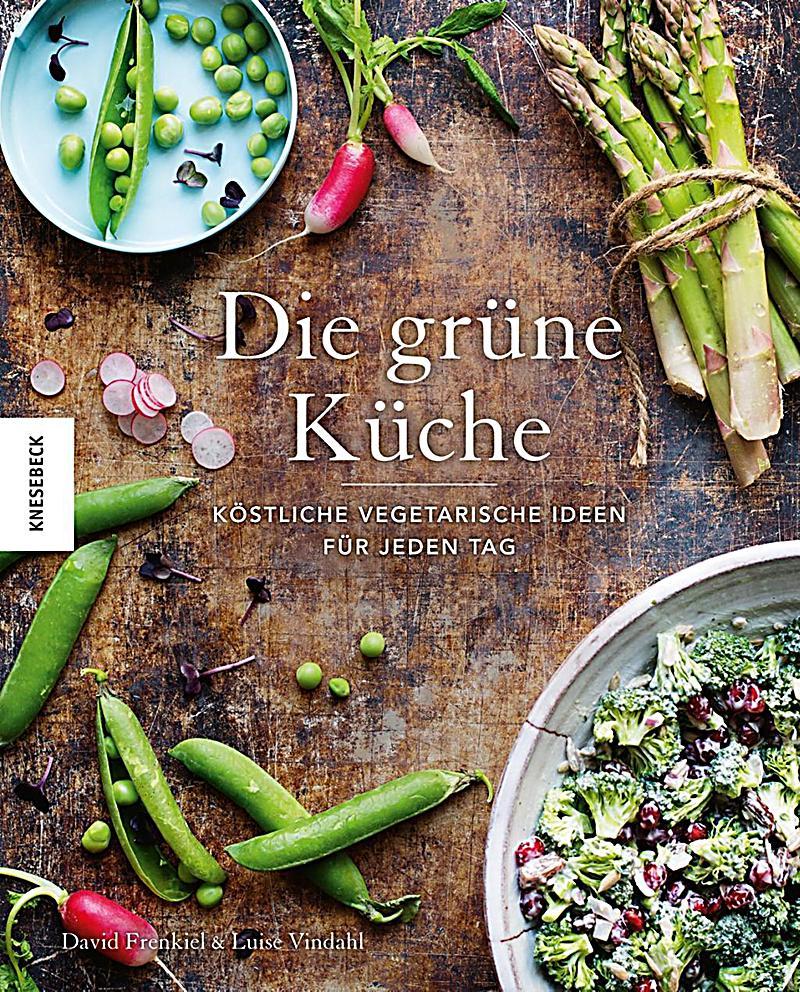 Die grüne Küche Buch von David Frenkiel portofrei bei Weltbild.de
