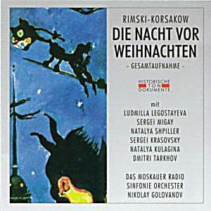 Artikel Vor Weihnachten : die nacht vor weihnachten cd bei bestellen ~ Haus.voiturepedia.club Haus und Dekorationen