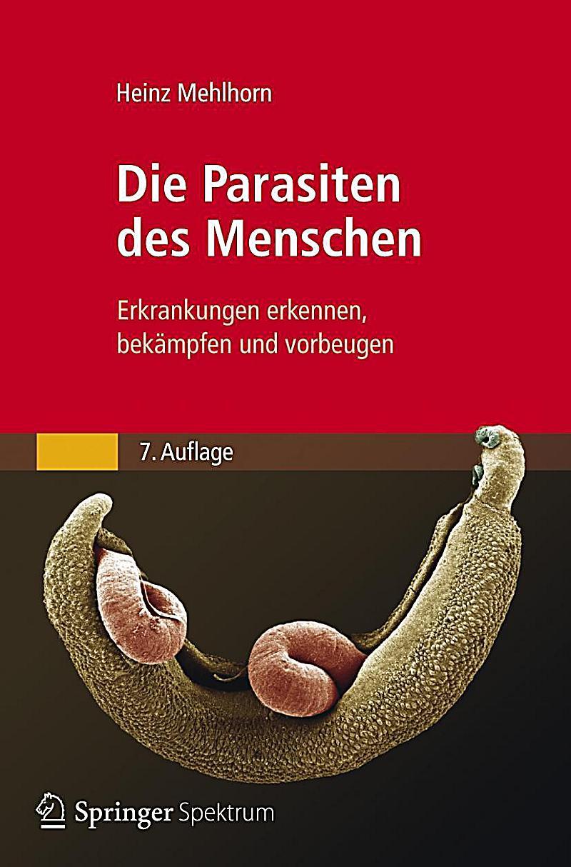 Die weiche Säuberung des Organismus von den Parasiten