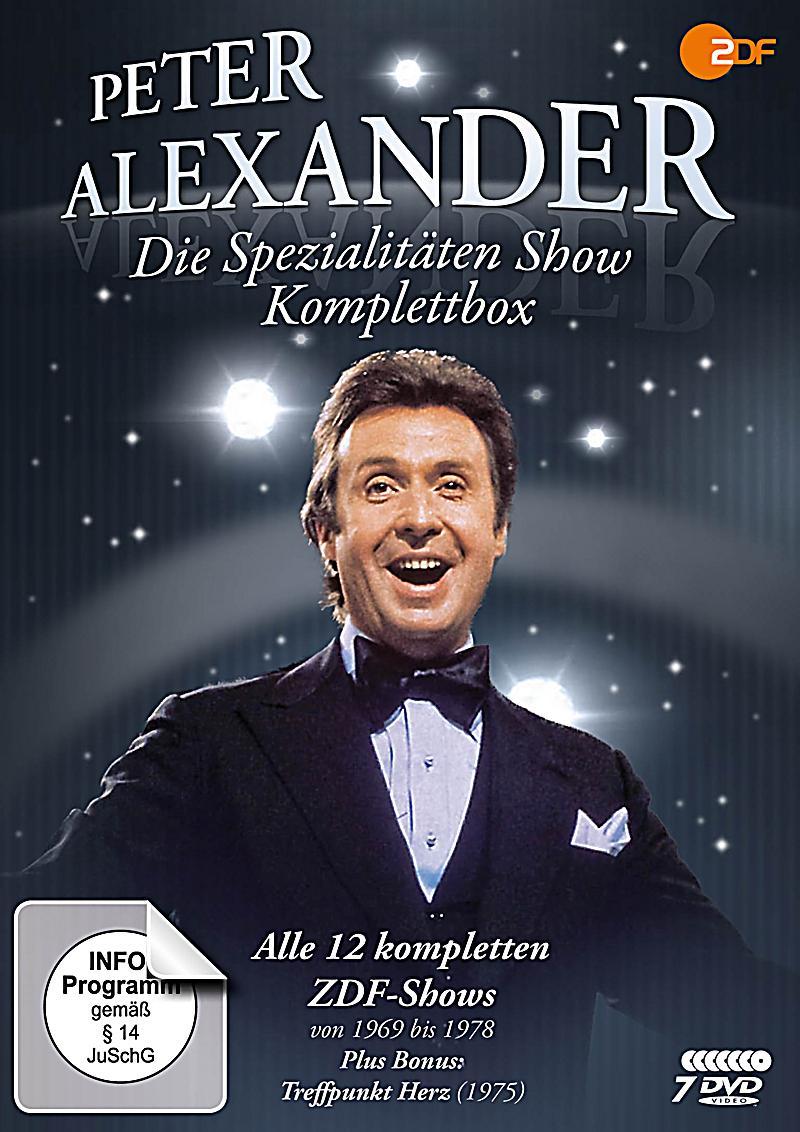 Filme Mit Peter Alexander