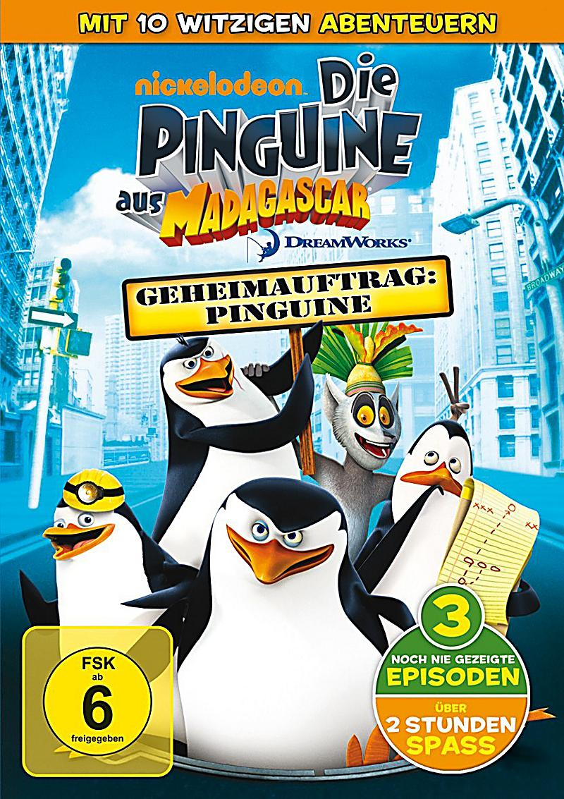Die Pinguine Aus Madagascar (Film) Rollen