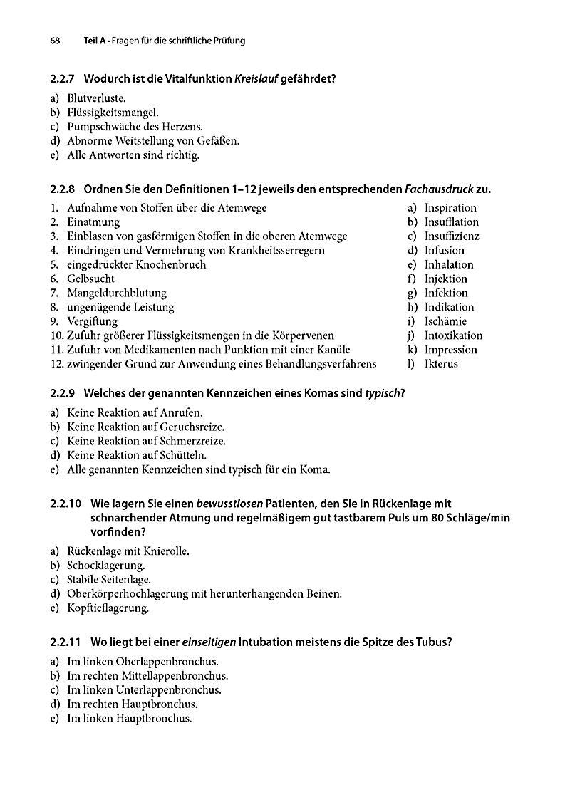 Charmant Anatomie Und Physiologie Prüfungsfragen Und Antworten ...