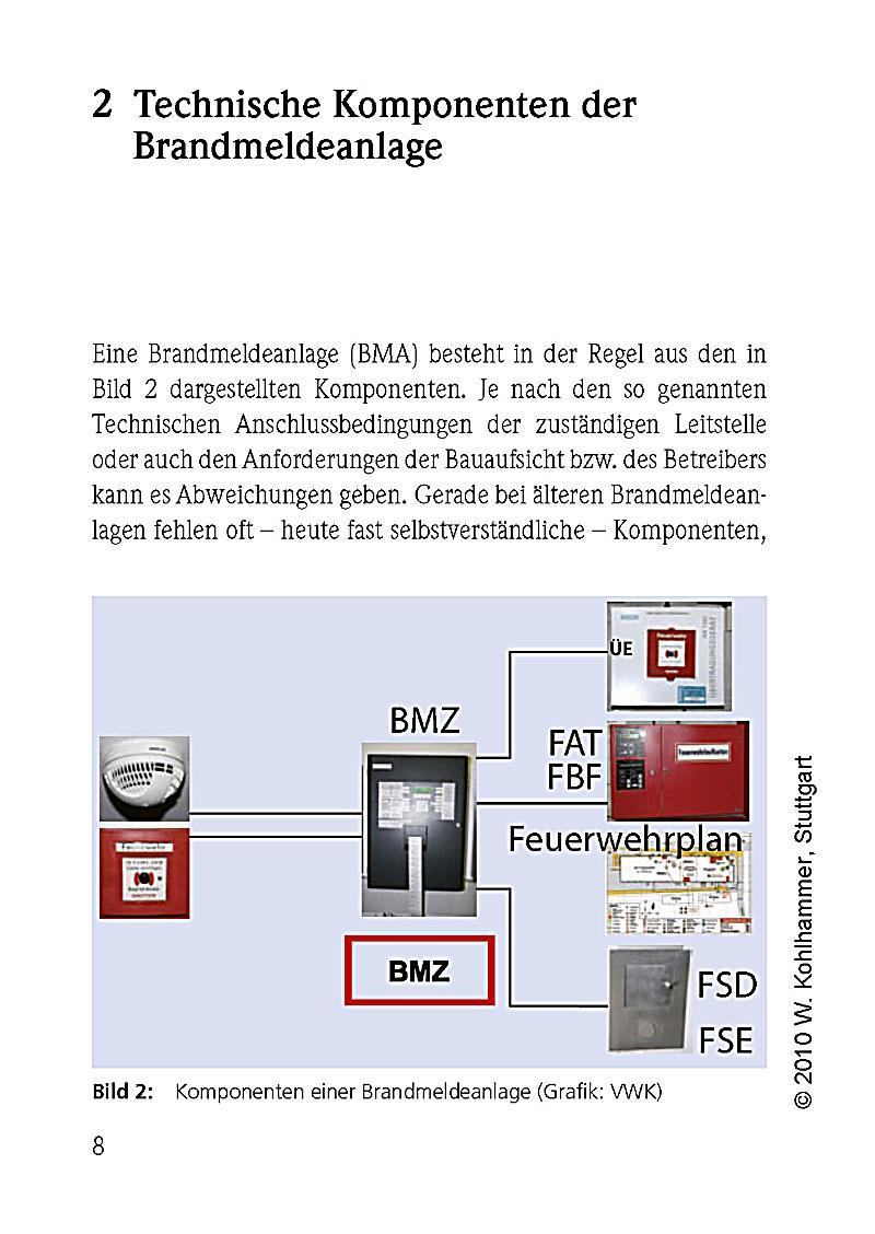 Ausgezeichnet Brandmeldeanlage Schaltplan Bilder - Elektrische ...