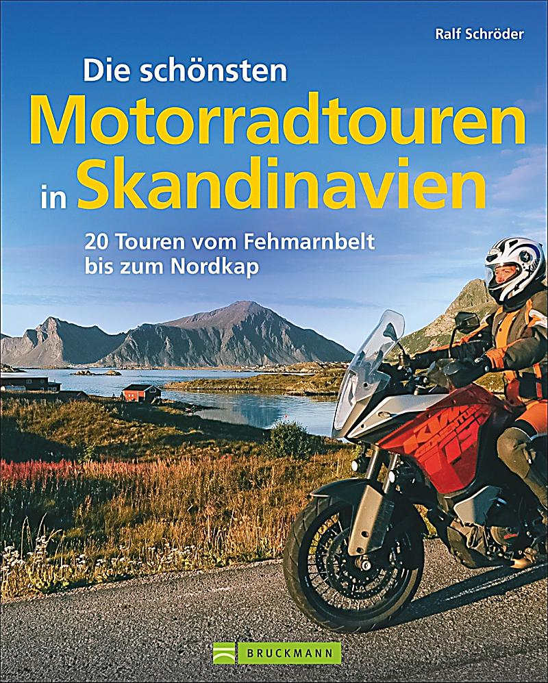 die sch nsten motorradtouren in skandinavien buch. Black Bedroom Furniture Sets. Home Design Ideas