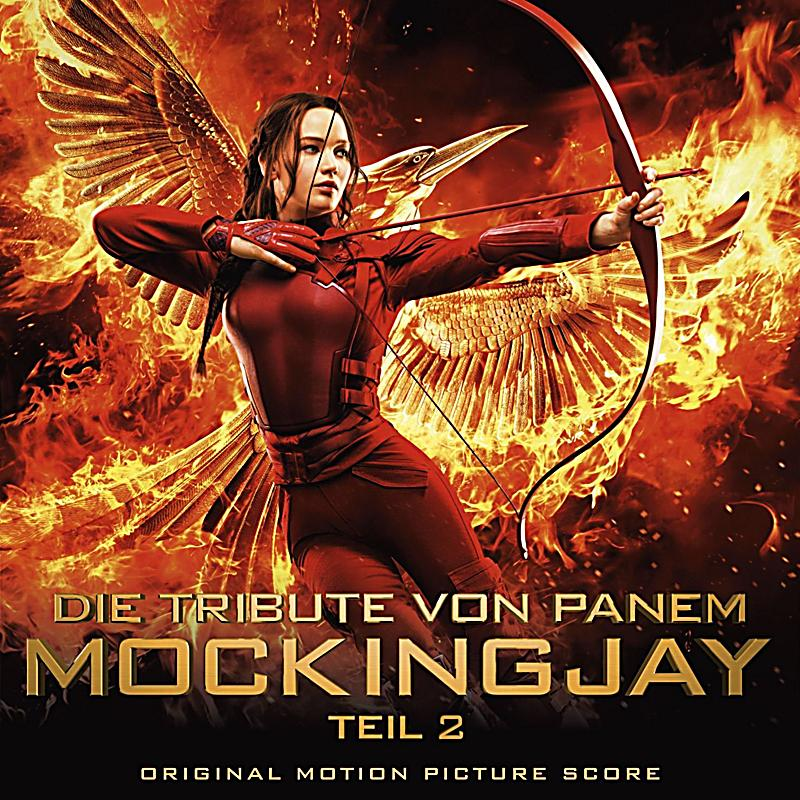 Die tribute von panem mockingjay teil 2 original for Die tribute von panem film