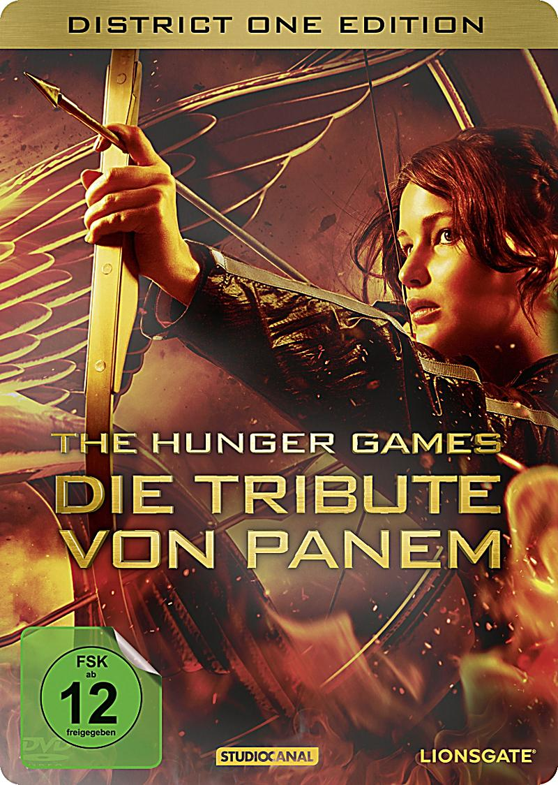 Die tribute von panem the hunger games dvd for Die tribute von panem 2