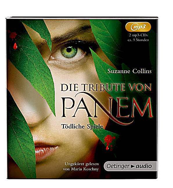 Die tribute von panem t dliche spiele 2 mp3 cds h rbuch kaufen for Die tribute von panem 2