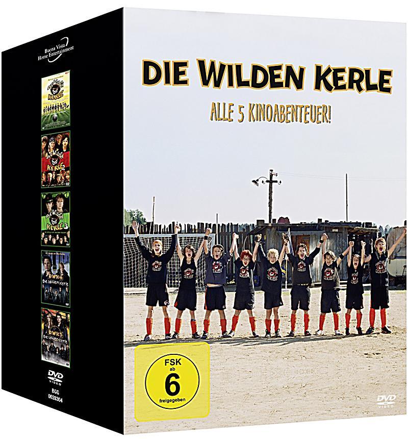 die wilden kerle dvd box