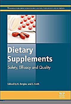 dietary supplements buch portofrei bei bestellen. Black Bedroom Furniture Sets. Home Design Ideas