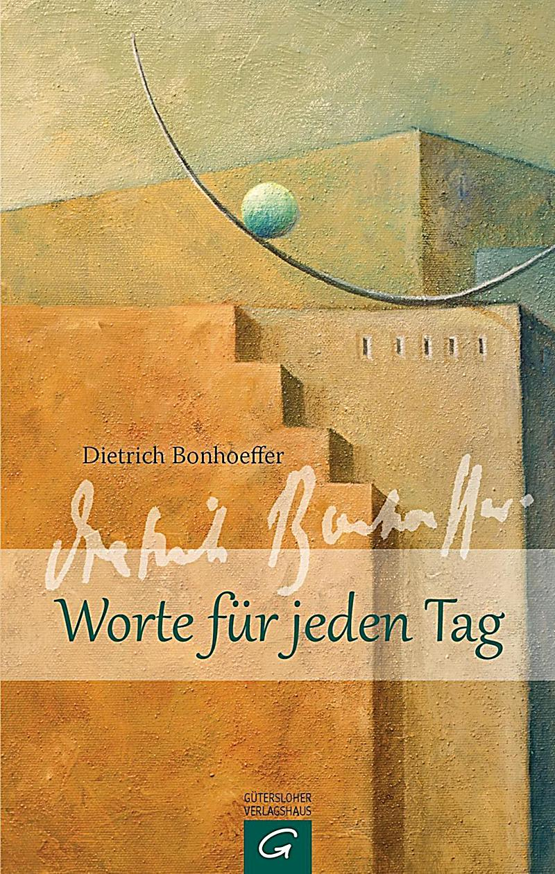 dietrich bonhoeffer worte f r jeden tag buch portofrei. Black Bedroom Furniture Sets. Home Design Ideas