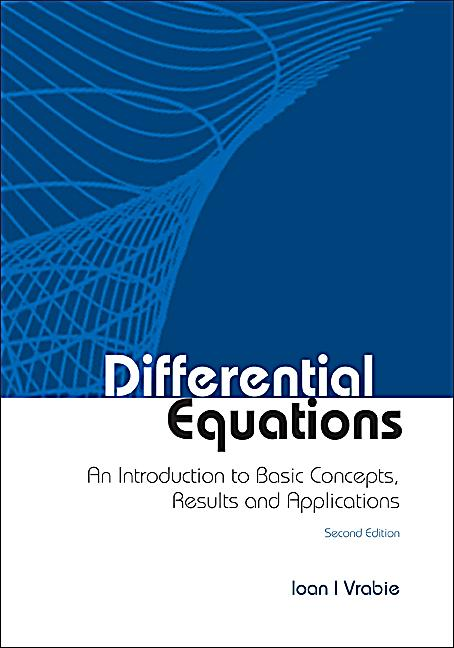 introduction to differential equations pdf