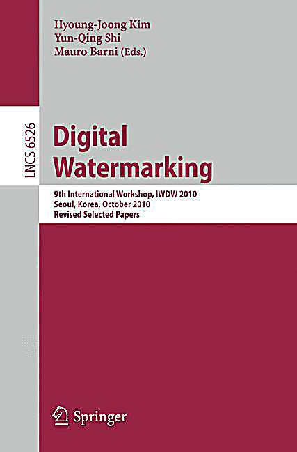 video watermarking papers White papers scientific  digital security technologies derive from the digital watermarking scientific background,  is digital video watermarking.