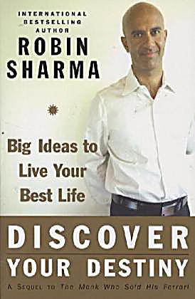Discover Your Destiny Buch Portofrei Bei Weltbild De Bestellen
