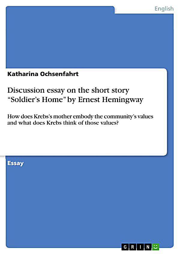 an analysis of the short story of hemingway