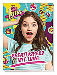 disney soy luna kreativspa mit luna buch. Black Bedroom Furniture Sets. Home Design Ideas