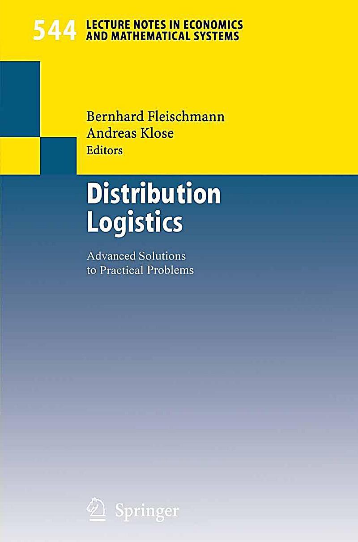 Three subsystems of distribution logistics
