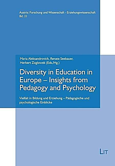 diversity in education The richness and diversity of experiences found in a classroom, combined with accompanying intellectual strengths, can work to meet individual learning needs and develop multicultural understanding for all students when highlighted through cooperative learning activities.