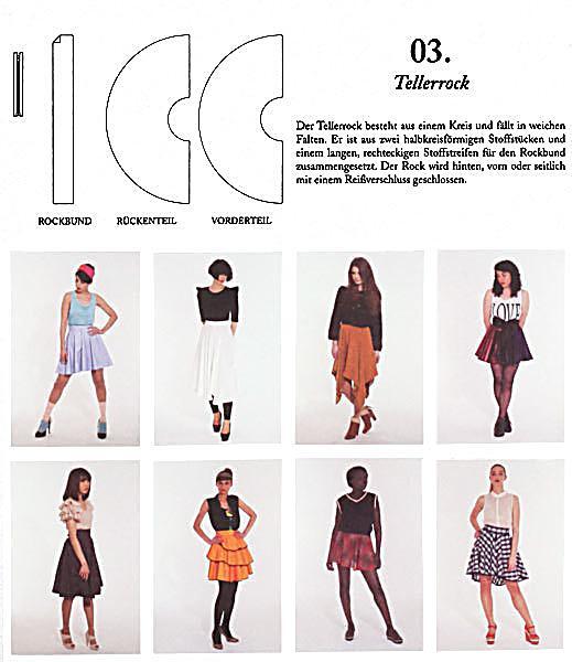 DIY Couture - Einfach nähen ohne Schnittmuster Buch versandkostenfrei