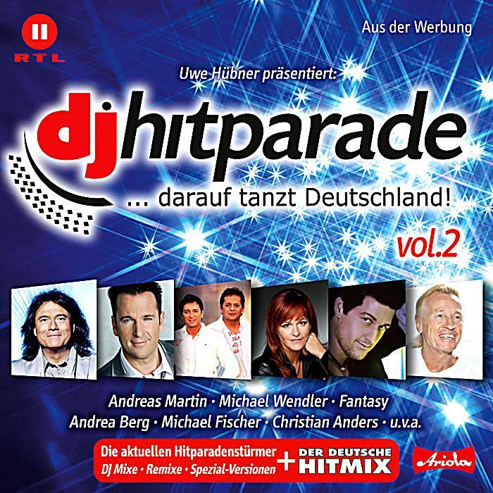 Various - Uwe Hübner Präsentiert: Hits Des Jahres '98