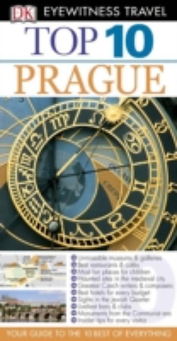 Dk eyewitness top 10 travel guide prague ebook for Top ten prague