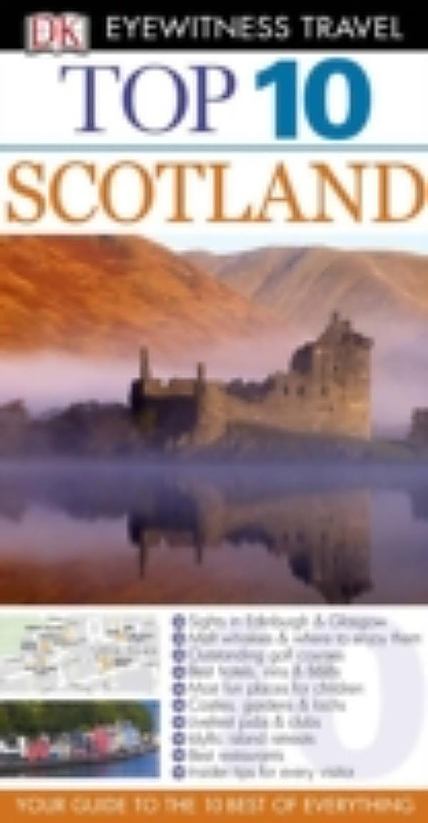 Dk eyewitness top 10 travel guide scotland ebook for Travel guide to scotland