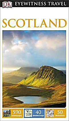 Dk eyewitness travel guide scotland buch bestellen for Travel guide to scotland
