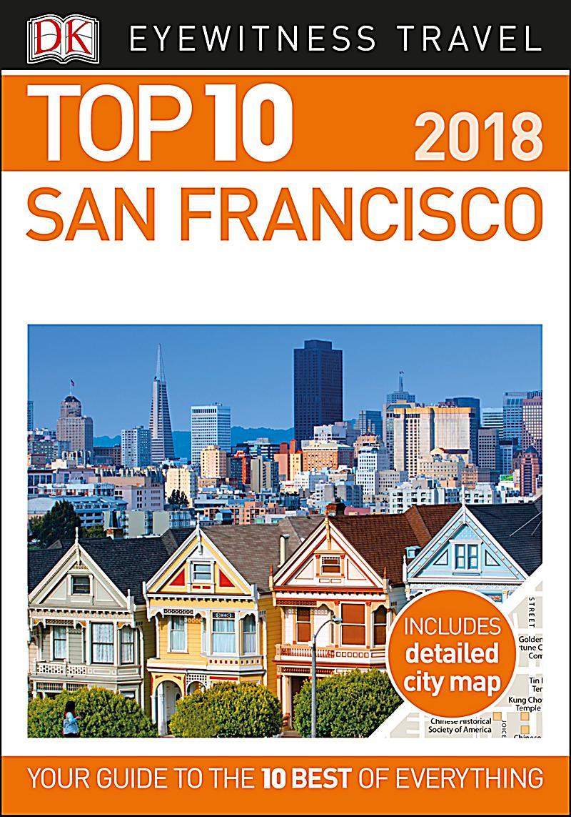 Dk eyewitness travel guide top 10 san francisco ebook for Travel guide san francisco