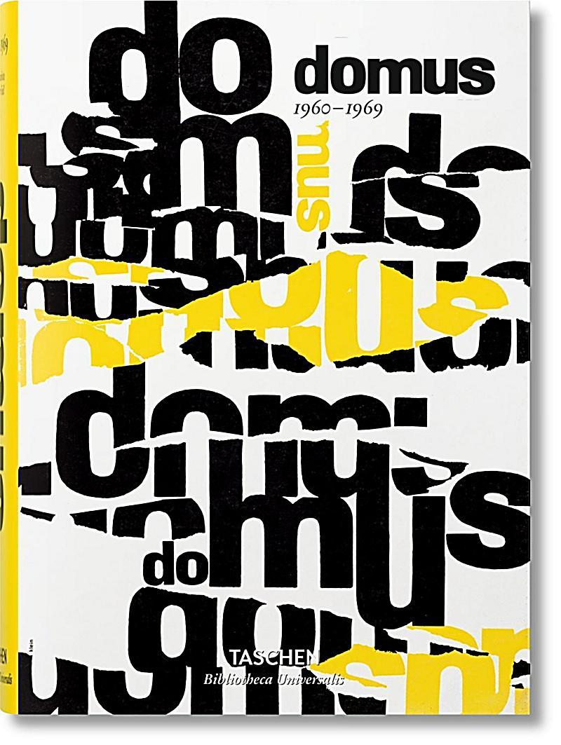 Domus 1960 1969 buch jetzt bei online bestellen for Innenarchitektur 1960