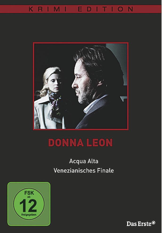 Donna Leon Acqua Alta