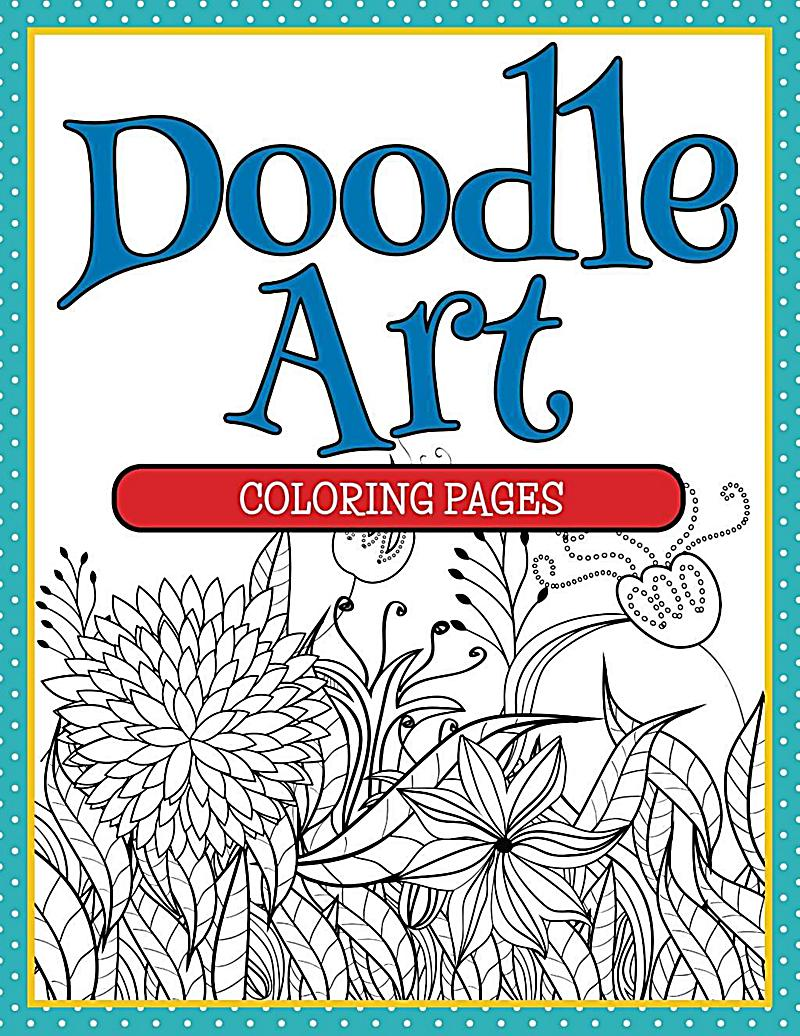 Doodle Art Coloring Pages EBook Kostenlos