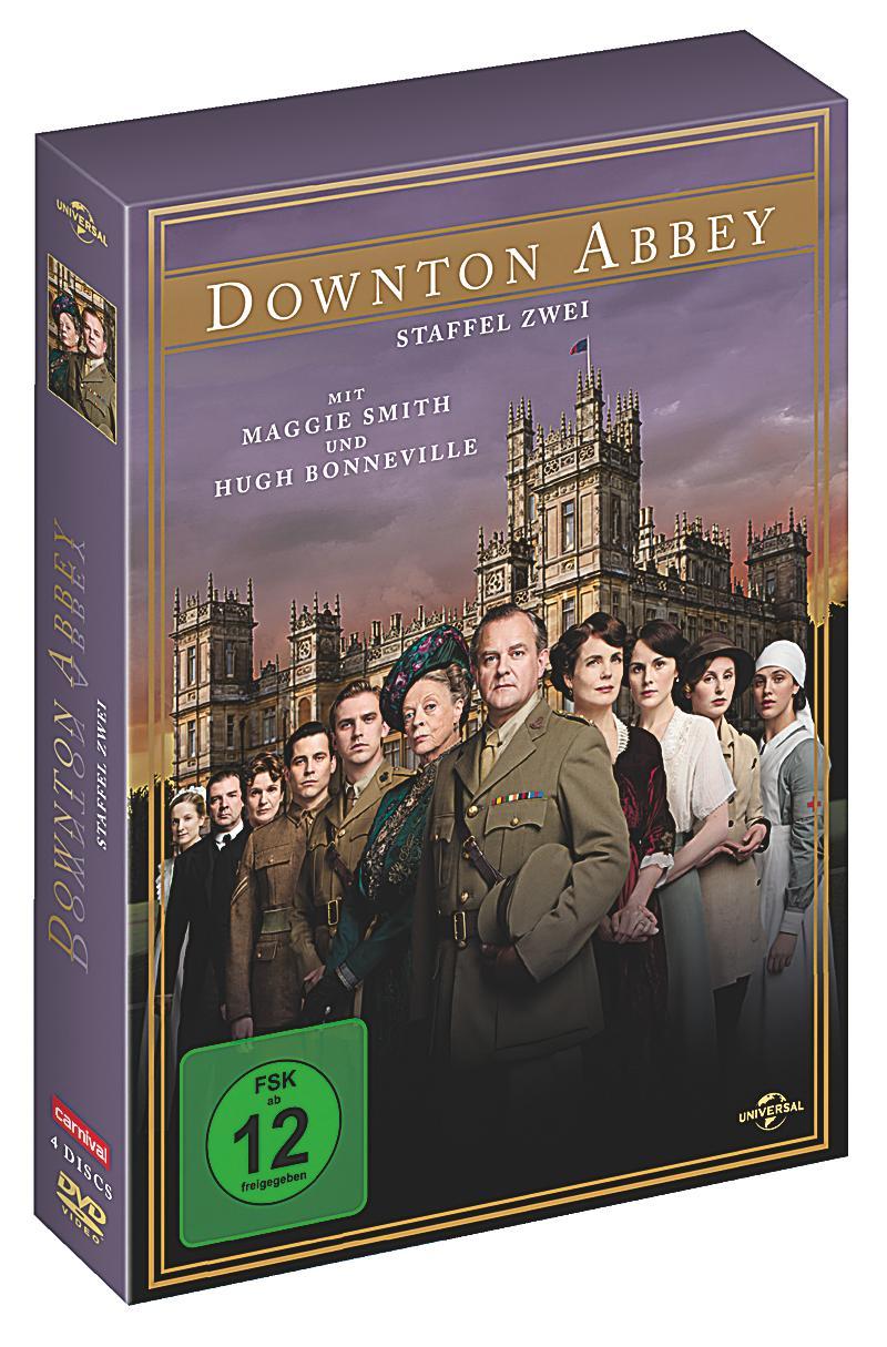Downton Abbey Staffel 2