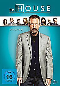 Dr. House - Season 6 DVD jetzt bei Weltbild.at online ...