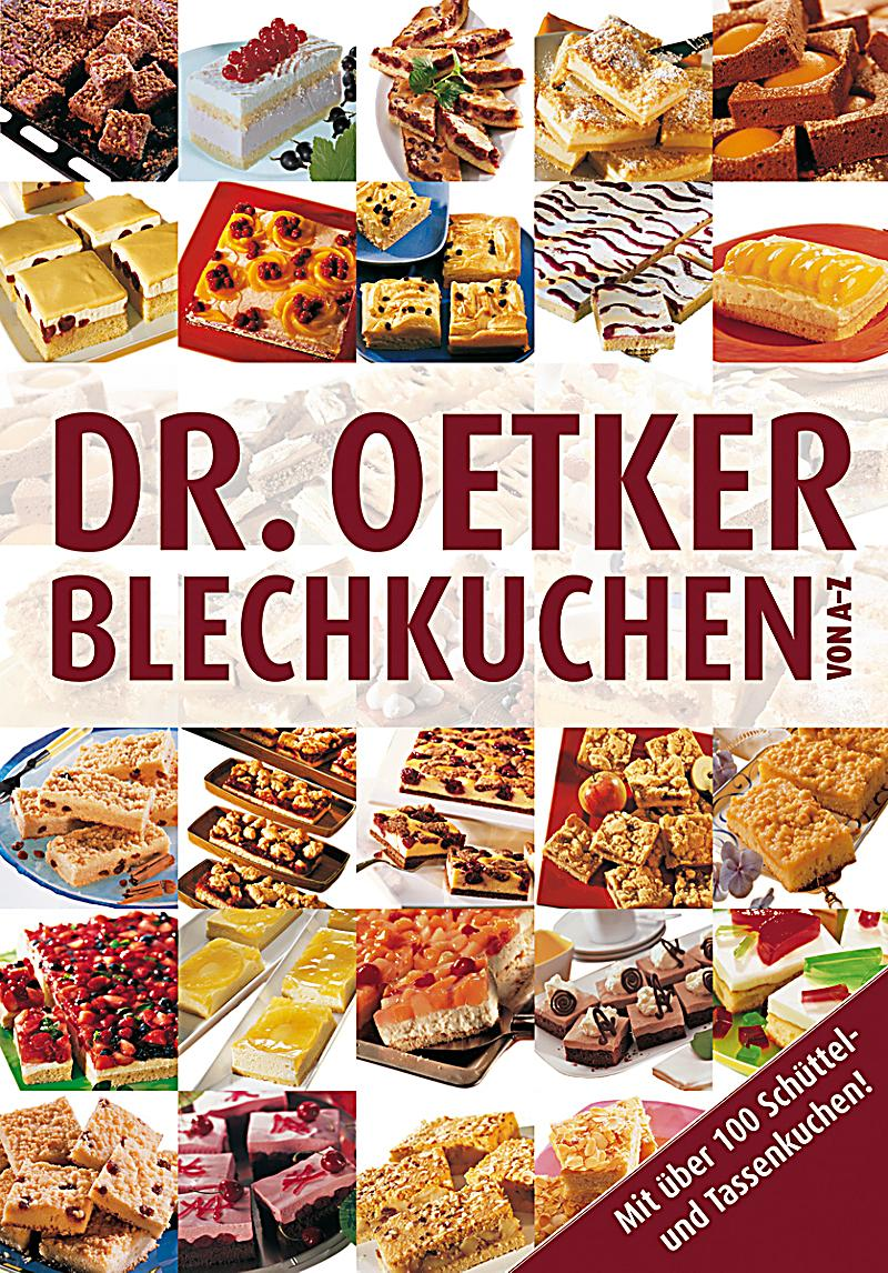 dr oetker blechkuchen von a z buch bei bestellen. Black Bedroom Furniture Sets. Home Design Ideas
