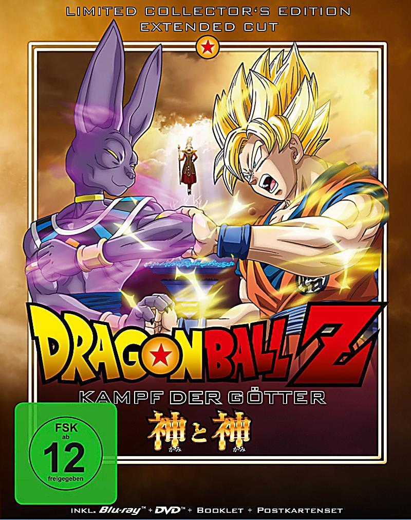 Dragonball Kampf Der Götter