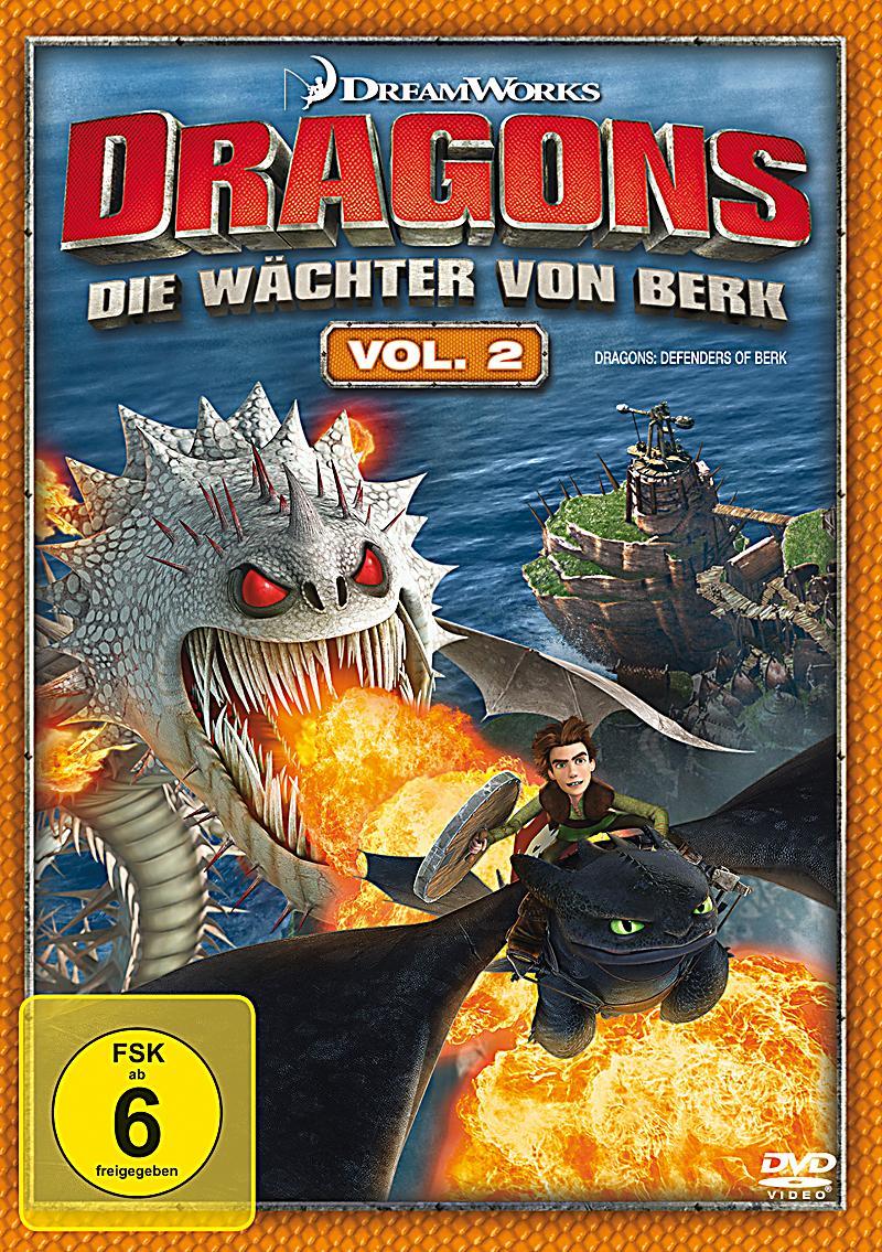 dragons die w chter von berk vol 2 dvd. Black Bedroom Furniture Sets. Home Design Ideas